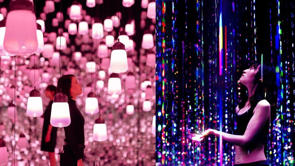 日本互動藝術展睽違4年登台!《teamLab未來遊樂園》時間&地點一次收,占地700坪、9大展區任你拍~