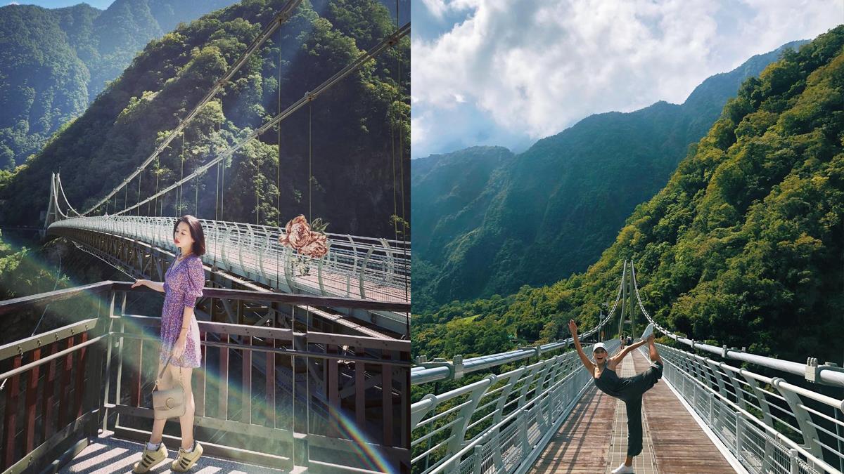 太魯閣新景點吊橋開放!絕美「山月吊橋」雲霧山水一次飽覽,預約時間&方法一篇教學搞定~