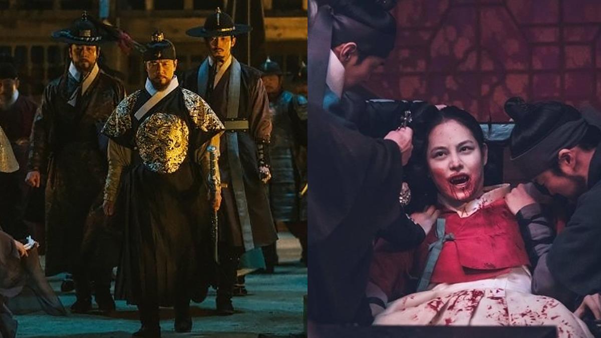 《屍戰朝鮮》2.0!19禁韓劇《朝鮮驅魔師》4大看點+爭議爆熱議,活屍惡靈挖器官堪稱史上最狂!