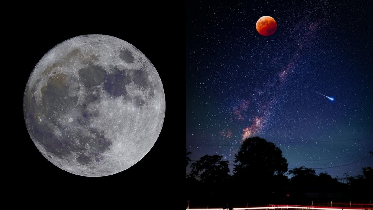 跟男友約會的理由來了!2021連3天「超級月亮」今夜現身,讓超級月亮見證你們的愛~