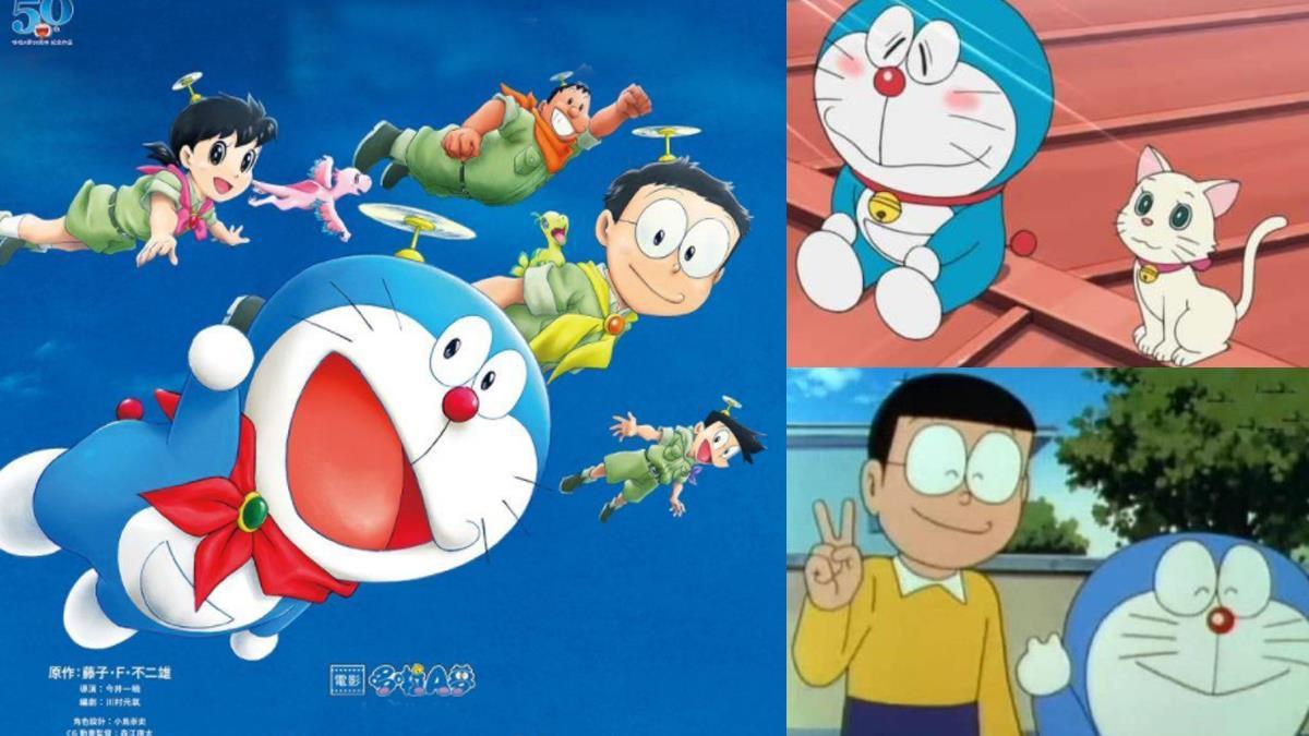 哆啦A夢的女友不只有小咪?!哆啦A夢的6件「冷知識小百科」,其實他還曾愛上公貓!