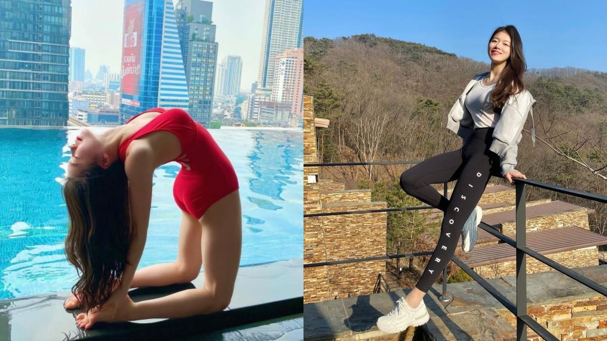 夏天前先打薄厚背!5款瑜伽伸展運動快收,矯正假跨寬還你窄臀跟長腿