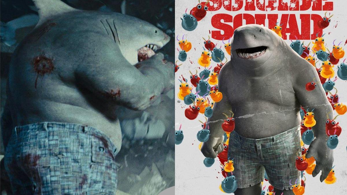 鯊魚王肥肚+豆豆眼超吸睛!《自殺突擊隊:集結》預告亮點滿滿,導演:故意設定為老爸身材的啦~