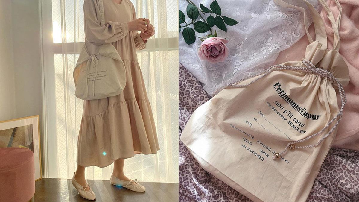 7月1日起購物袋也成為日系穿搭的一部分!時尚又可愛的包包&品牌大集合