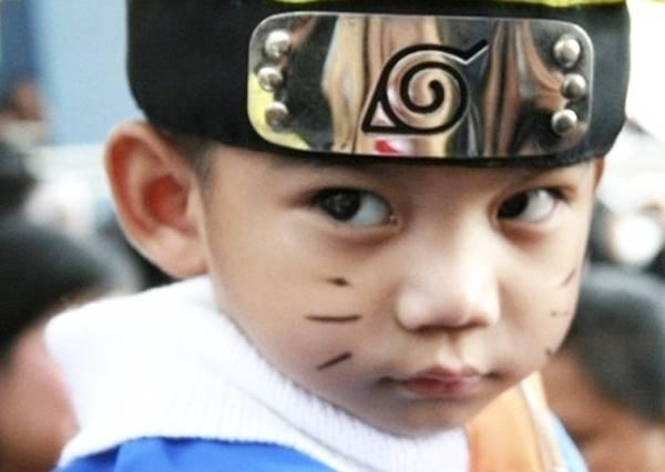 美國小男孩太想要變成忍者,所以爸爸建造了練習場,讓他學會最萌忍術!