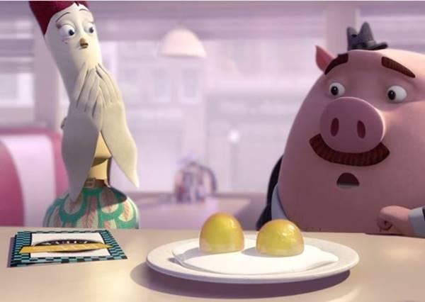 當最愛「雞蛋」與摯愛「雞妹」只能選一個時,豬哥會做什麼超揪心的選擇?