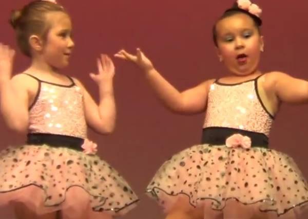 影音/超有「態度」的小小舞者