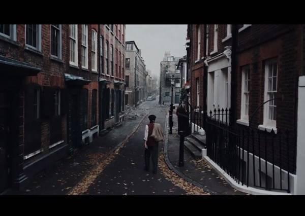 現在電影科技有多強大,這個40年代的倫敦男子穿越時空告訴你!