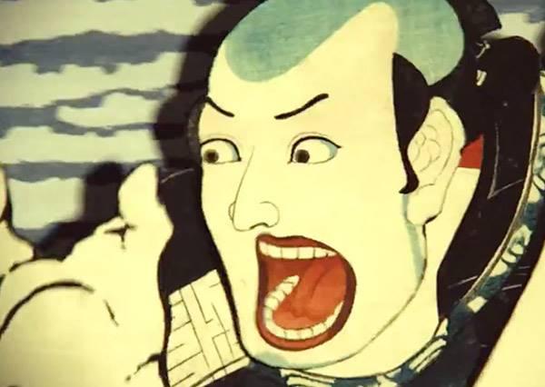 日本富士急的㊙㊙㊙㊙到底有多恐怖,讓超生動浮世繪告訴你!