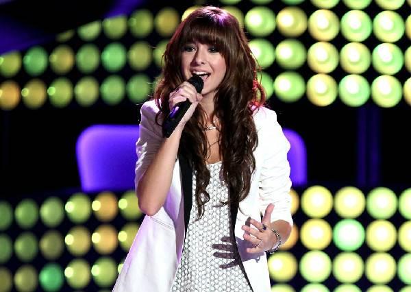 只唱6秒鐘就讓魔力紅主唱大喊:「她未來一定是巨星」 紀念殞落的好聲音Christina Grimmie!