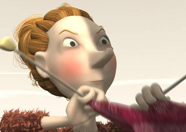 看完這隻女孩不斷織著毛線的影片,你就能找到讓自己開心的最佳辦法!