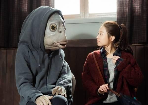 李光洙難得演男主角結果居然不能露臉!悲劇王子是怎麼變魚頭的?