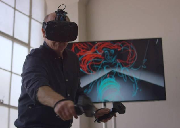 當年靠手繪,現在的神奇技術讓這位迪士尼前首席動畫師,只要空中揮幾下就能畫出3D《小美人魚》?