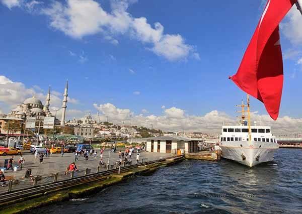 影音/ 用最真實的鏡頭 帶你體驗24小時的伊斯坦堡