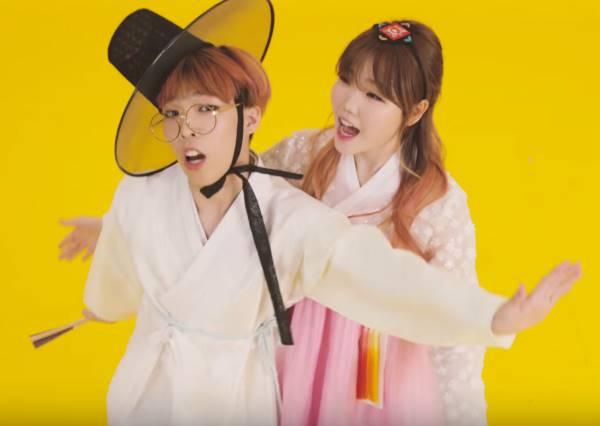 韓國最夯兄妹團體用一首歌,就能勾起你想學韓文的慾望!