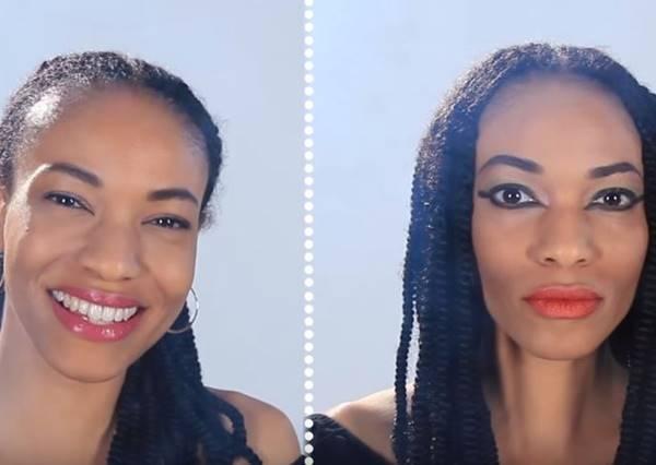 眉毛要連起來才美?4分鐘看遍世界5000年來的經典化妝!
