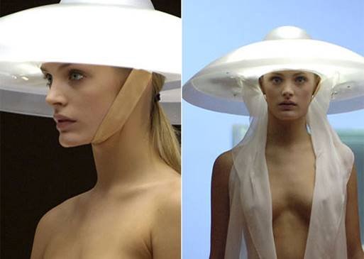 衣服也能是「變形金剛」?設計師創造出會自動變短變澎的神奇洋裝!