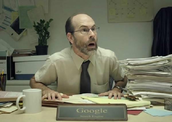 別再搜尋「臉書」關鍵字,好嗎?如果「Google」是位大叔,他可能很難在公司撐過三個月…