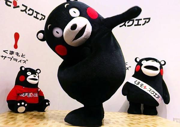 熊本熊無極限,這一次他要挑戰成為㊙㊙達人!