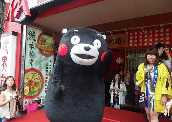 再不減肥會怎樣?熊本熊示範肉多跳舞有多糗!