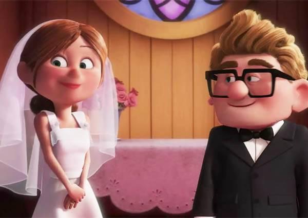 重拾對愛情的信心!精選迪士尼TOP 10婚禮時刻,有愛到看完也想婚!