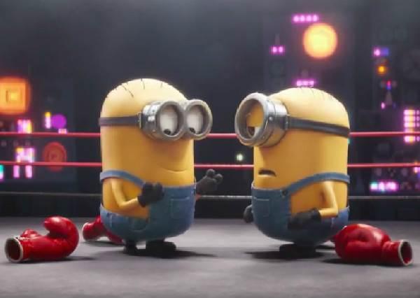 《小小兵》最新短片出爐!這次他們比拳擊互毆竟然不是為了芭娜娜,而是為了…
