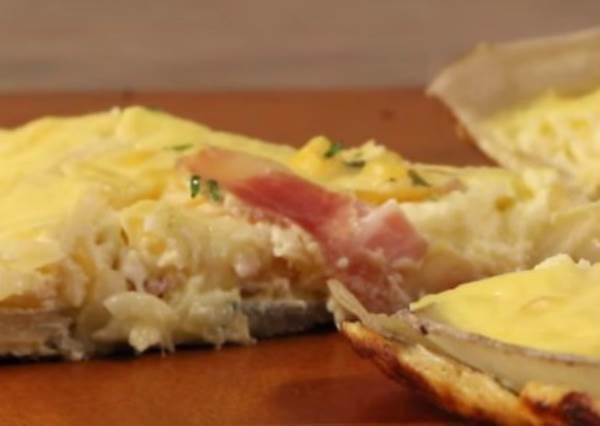 法式馬鈴薯派~這也太好吃了吧!
