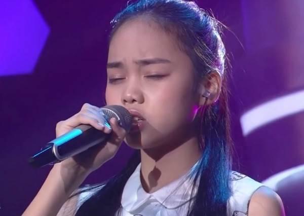 評審覺得張惠妹的歌對11歲小孩來說太難唱…結果1:55的爆發力讓評審直喊:太嚇人了!
