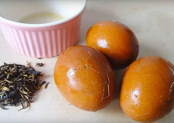 不用電鍋,也能煮出像便利商店一樣好吃的香濃茶葉蛋!