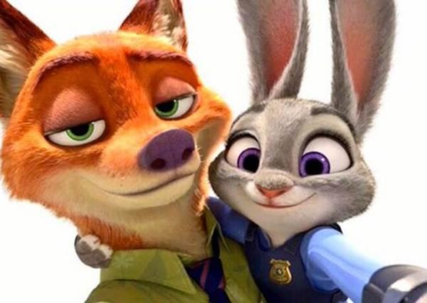 迪士尼動畫新作《動物烏托邦》,兔子警官聯手狡猾狐狸一起破案,卻被史上最慢證人給逼瘋?
