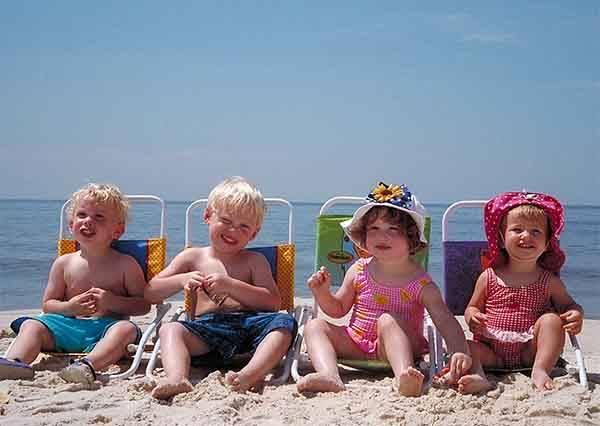 影音/在陽光底下教導孩子們 關於「防曬」有多重要!