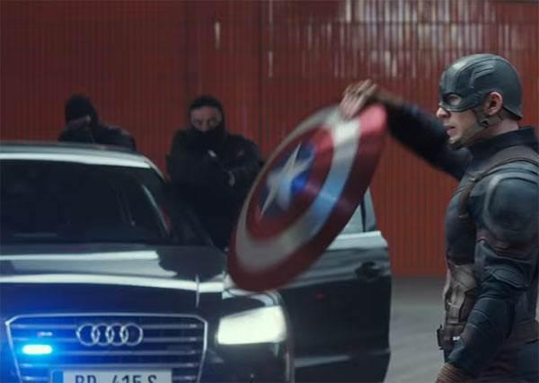 《美國隊長3》最新預告片釋出,隊長遭遇史上最強對手竟然是昔日夥伴鋼鐵人?!