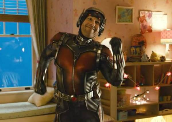 《蟻人》其實是舞棍大叔?他扭腰擺臀的幕後花絮全公開!