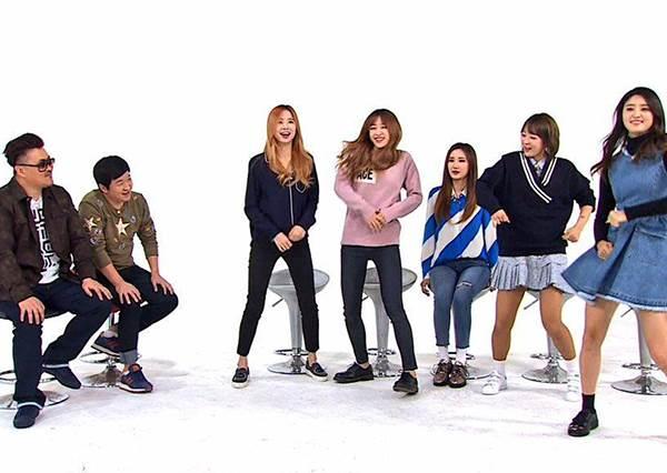 EXID進行男團舞蹈大考驗,卻意外揭露Hani其實是「舞癡」?