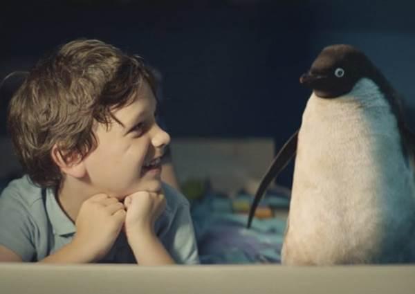 一個男孩和企鵝朋友的簡單故事,卻能創下2500萬人次點閱!?