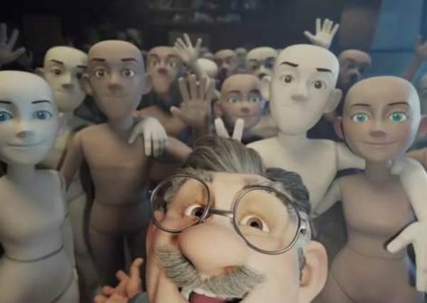 這真的不是皮克斯動畫嗎?一個寂寞夜班警衛想辦法找樂趣的故事,溫暖到無數網友敲碗討續集!