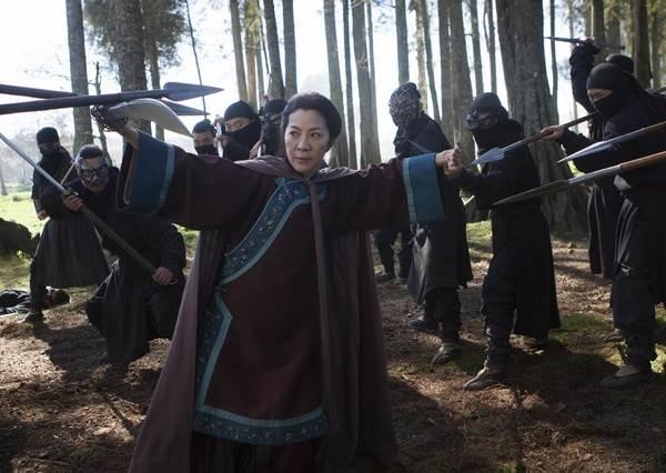 等了15年!《臥虎藏龍2》最新預告曝光,余秀蓮這次要跟他一起守護青冥寶劍~