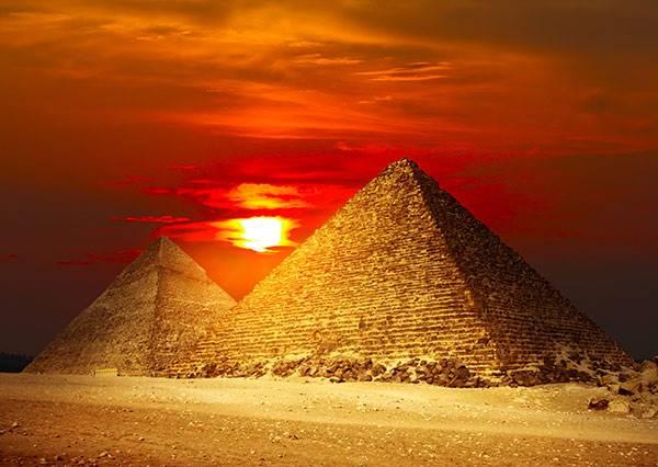 金字塔的一團迷,靠「紅漆」就能知道是不是外星人蓋的!