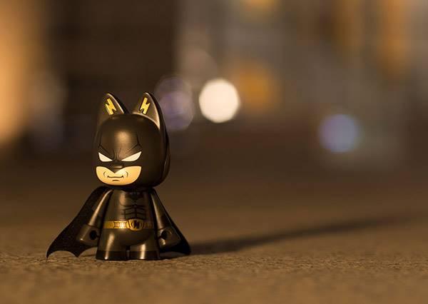 影音/神秘積木人化身帥氣蝙蝠俠Batman!
