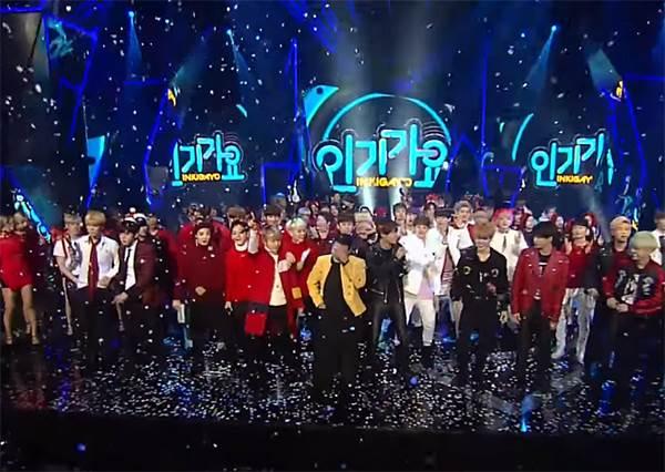 你最愛的男團都來當他dancer?這種超強伴舞團只有PSY才請得到!