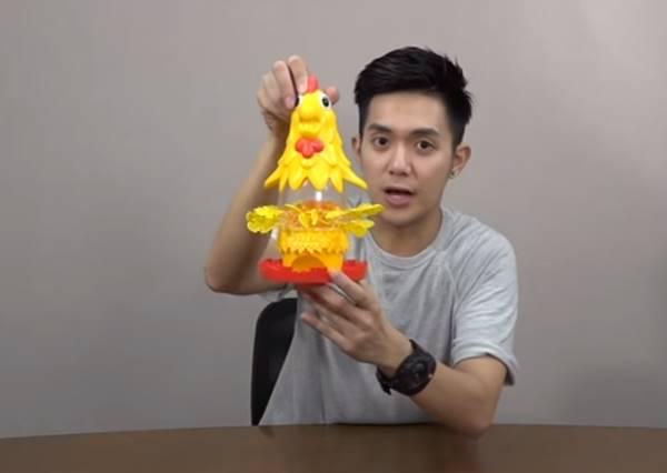 積木人了沒 享受與小孩PK的樂趣,一起同樂咕咕雞下金蛋吧!!
