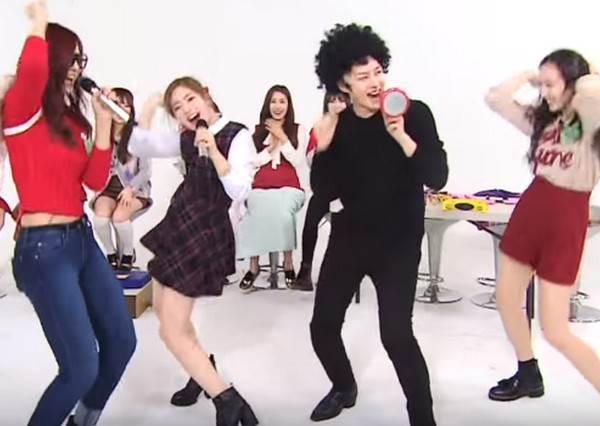 《女團卡拉OK大亂鬥》Twice、GFRIEND、Lovelyz唱別團歌曲時還是一樣可愛嗎?