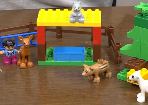積木人了沒 一起用積木堆砌出屬於自己的歡樂農場吧~~