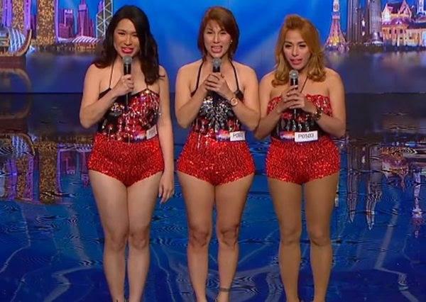 當聽到這三位美魔女的歌聲後,你也絕對會像吳建豪一樣超傻眼!