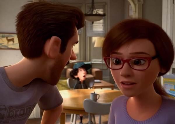 《腦筋急轉彎》番外篇!12歲的萊莉要有男朋友了?