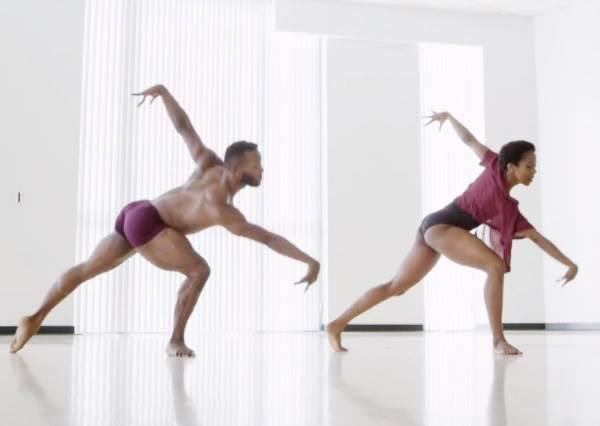 如果把愛黛兒失戀新曲《All I Ask》變成一支舞,這兩個人跳的絕對是最接近的模樣!