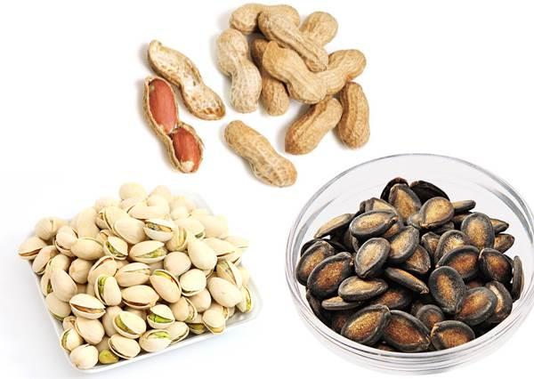 過年零食吃不停 小心身體油滋滋