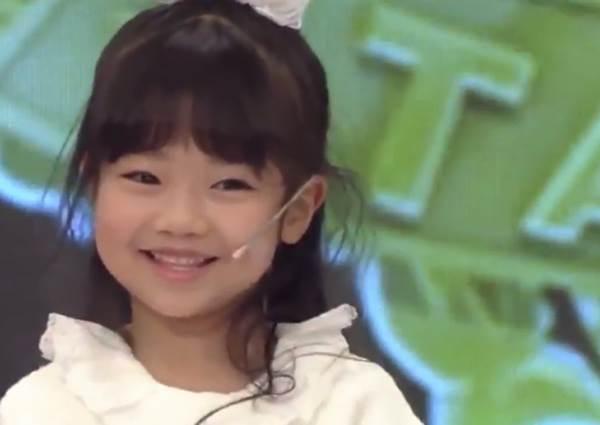 是哪個新出女團舞蹈擔當?7歲小蘿莉超強實力,idol姐姐們都變粉絲!