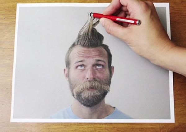 頭髮沒了我幫你「畫」上去...花兩年才完成的超搞剛動畫!