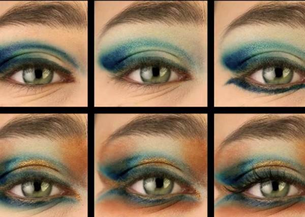 誰說只有完妝才是最漂亮?這支化妝教學影片把每個步驟拍的美到像是藝術品!